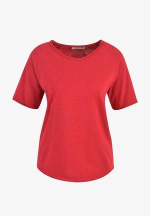 Basic T-shirt - vino