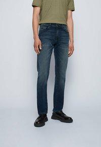 BOSS - MAINE - Slim fit jeans - dark blue - 0