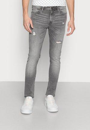 JJILIAM JJORIGINAL - Jeans slim fit - grey denim