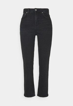 NEELA - Straight leg jeans - offblack