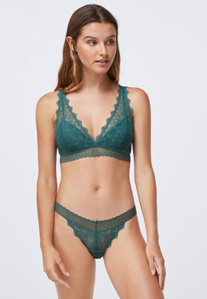 Triangel BH - turquoise