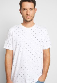 Scotch & Soda - CLASSIC  - T-shirt print - white - 4