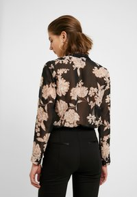 New Look - FLORAL BODY - Blouse - black - 2