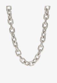 ERASE - CHUNKY LINK - Náhrdelník - silver-coloured - 3