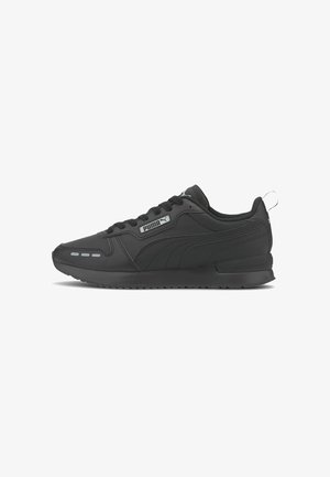 R78 TRAINERS  - Sneaker low - puma black