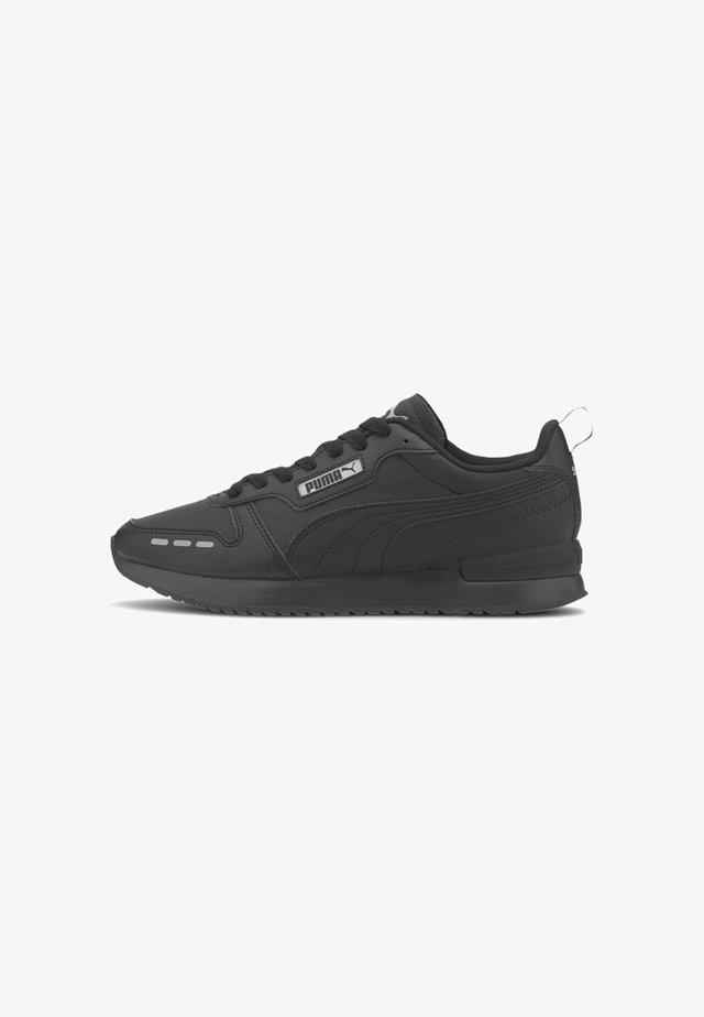 R78 TRAINERS  - Sneakers laag - puma black