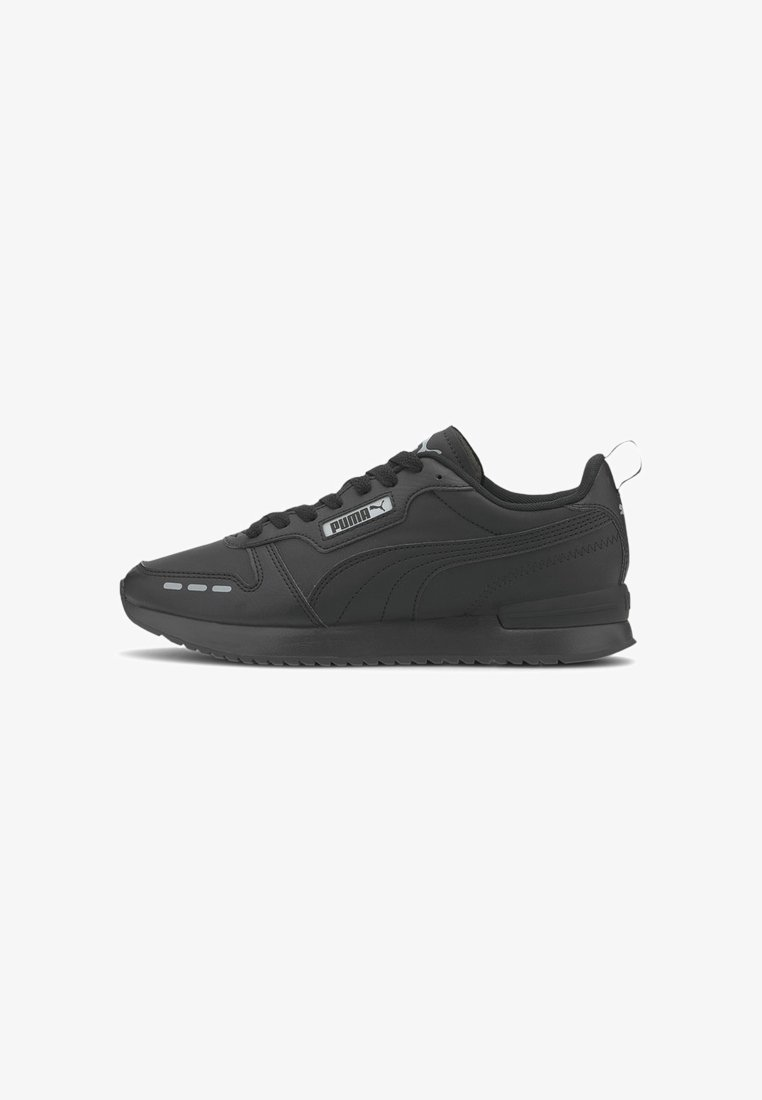 Puma - R78 TRAINERS  - Trainers - puma black