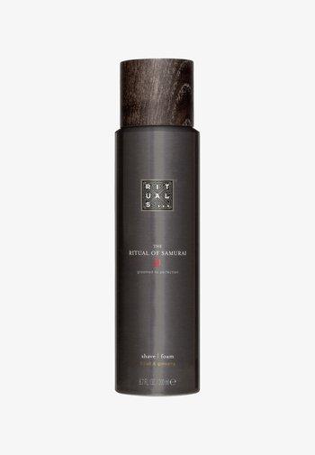 THE RITUAL OF SAMURAI SHAVE FOAM RASIERGEL - Shaving gel - -