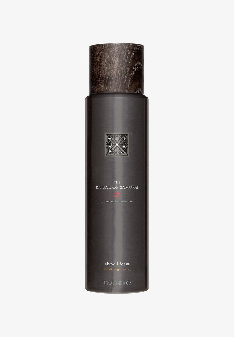 Rituals - THE RITUAL OF SAMURAI SHAVE FOAM RASIERGEL - Shaving gel - -