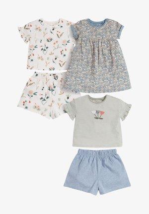 5 PACK - Shorts - grey