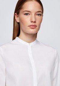 BOSS - BEFELIZE - Button-down blouse - white - 3