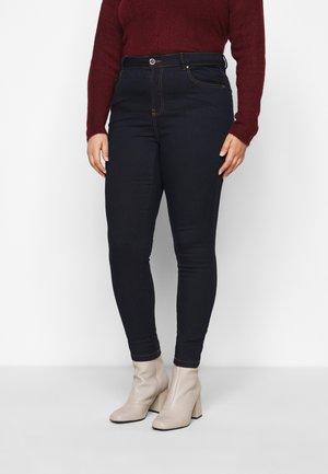 Skinny džíny - indigo