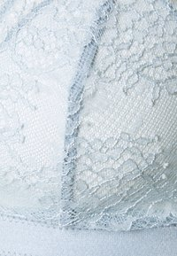 Lindex - NICOLE BRALETTE - Triangel-BH - light dusty blue - 2