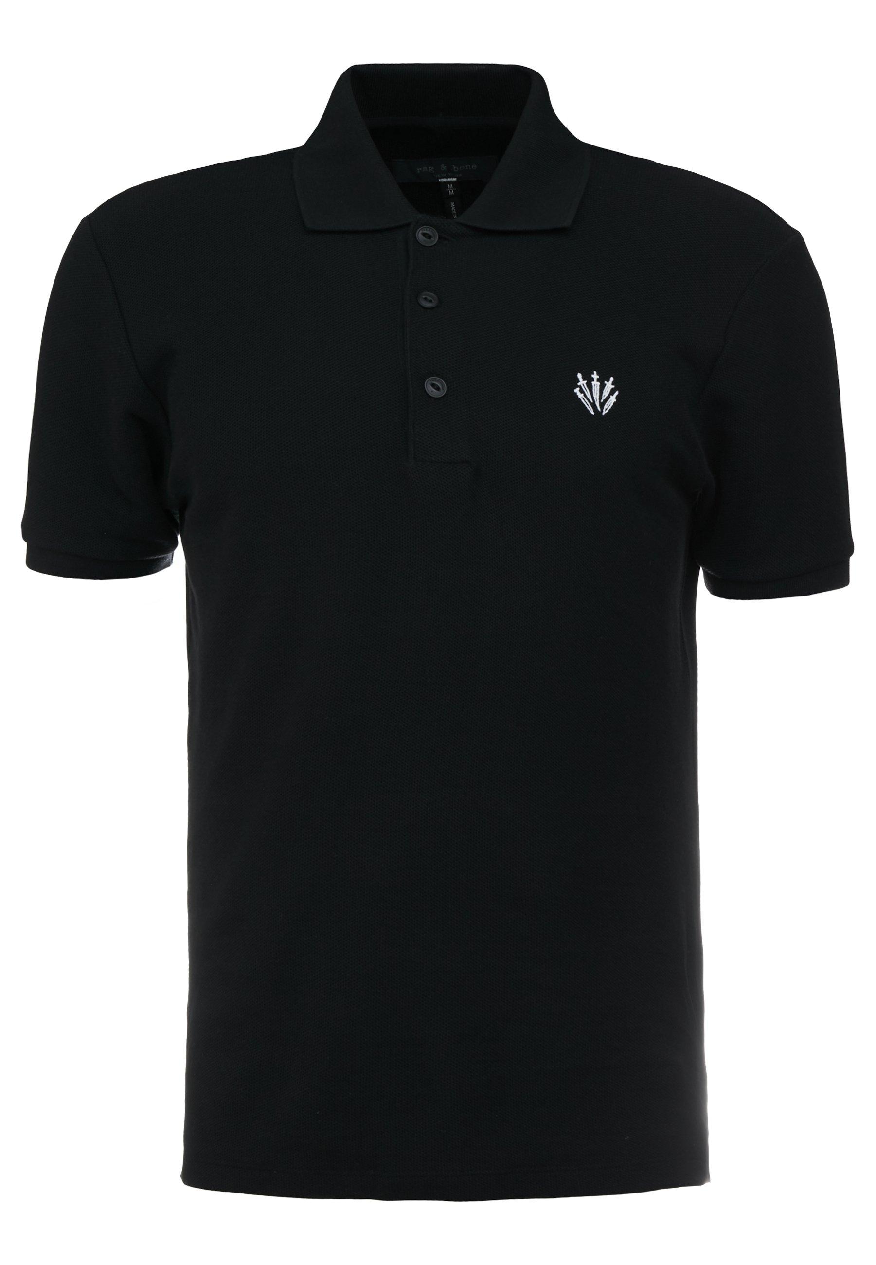 rag & bone Polo - black