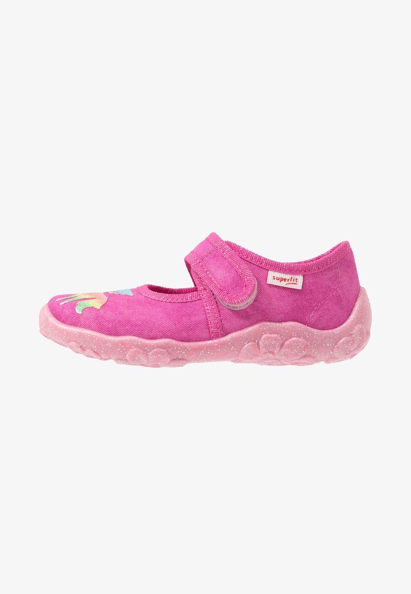 Superfit - BONNY - Pantuflas - rosa