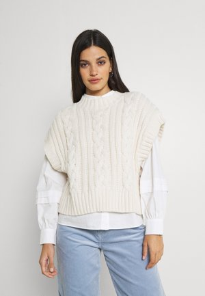 Sweter - light colour