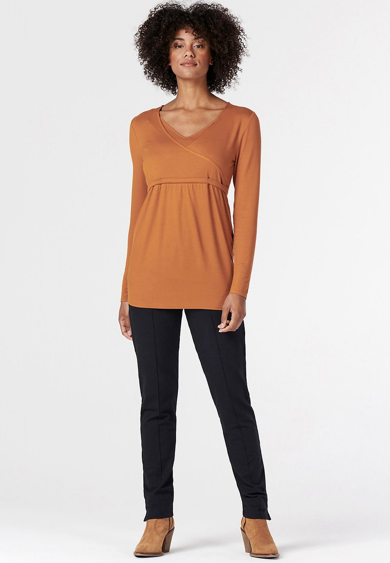 Esprit Maternity - Long sleeved top - rust