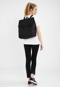 Rains - BAG - Rucksack - black - 4