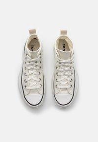 Converse - RUN STAR HIKE UNISEX - High-top trainers - egret/white - 3