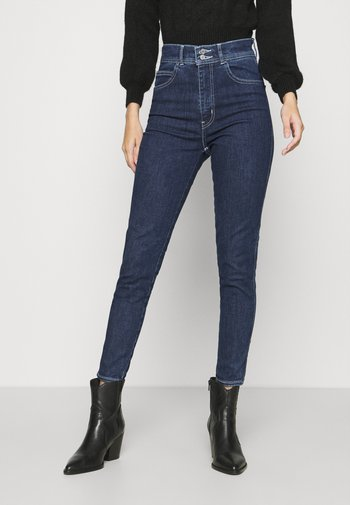 MILE HIGH ANKLE DBL SHNK - Jeans Skinny Fit - bye felicia