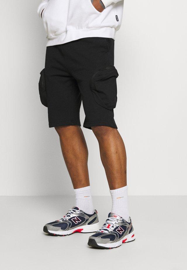 ONSBISHOP LIFE - Shorts - black