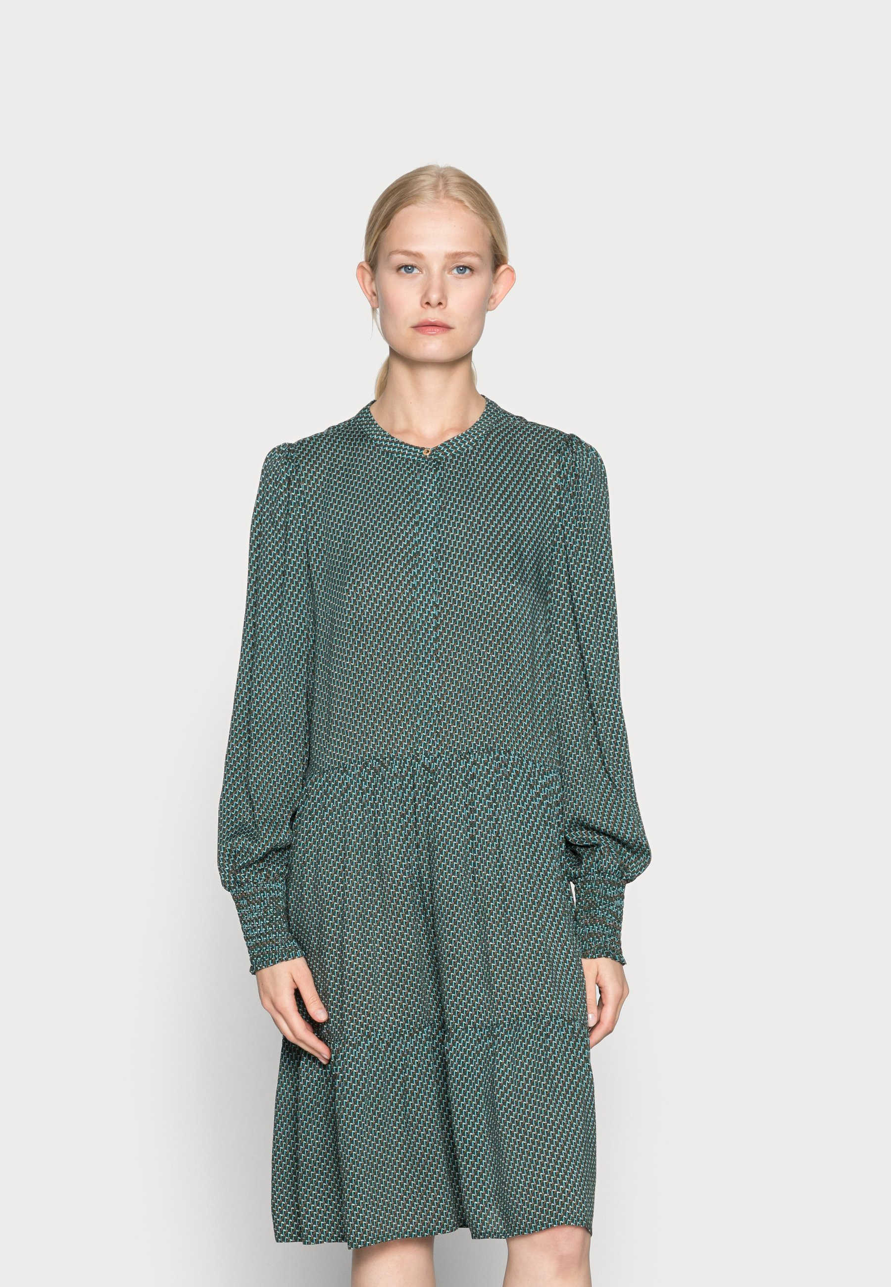 Women ADNEY SMOCK - Shirt dress