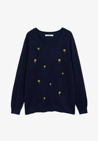 Violeta by Mango - MARGARIT - Jumper - dunkles marineblau - 4