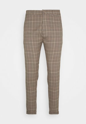 BREW - Trousers - braun