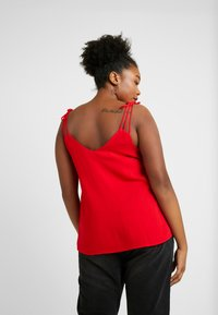CAPSULE by Simply Be - 3 STRAP - Top - red - 2