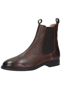 Sansibar Shoes - Nilkkurit - dunkelbraun 41 - 2