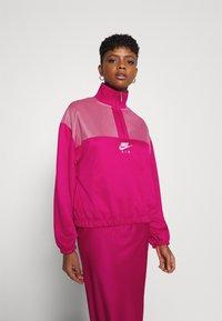 Nike Sportswear - AIR - Sudadera - fireberry/white - 0