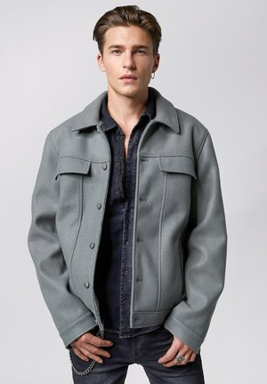 UTILITY GAVIN - Summer jacket - ocean grey
