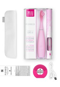Foreo - ISSA 2 ELECTRICAL TOOTHBRUSH SONIC - Electric toothbrush - pearl pink - 3