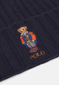 Polo Ralph Lauren - OUTDOOR BEAR HAT - Mütze - newport navy - 4