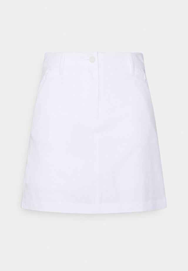 ALLEN SKORT - Gonna sportivo - white