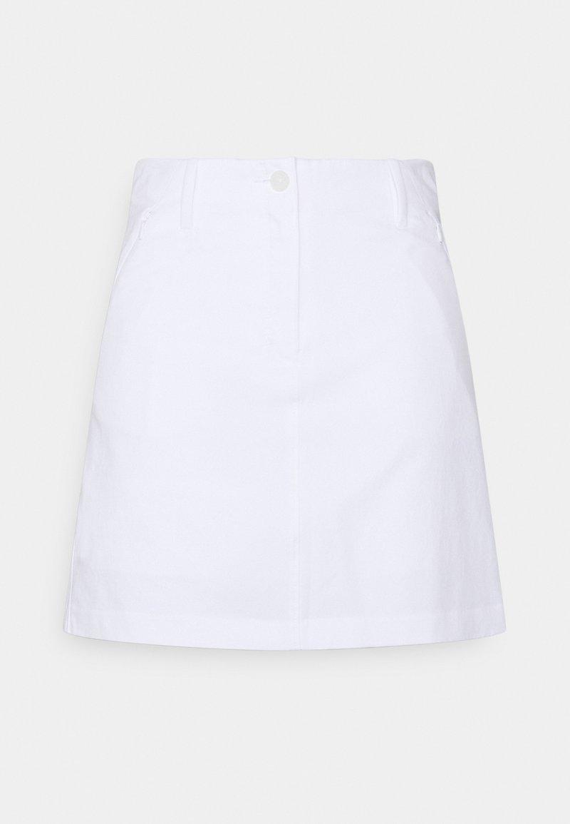 Calvin Klein Golf - ALLEN SKORT - Sports skirt - white