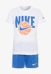 Nike Sportswear - SET - Pantalones deportivos - pacific blue - 0