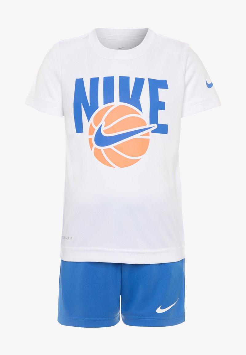 Nike Sportswear - SET - Pantalones deportivos - pacific blue