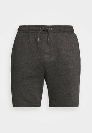 TARLEY - Shorts - dark charcoal marl