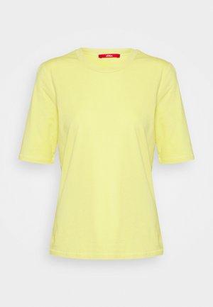 KURZARM - Basic T-shirt - lime yellow