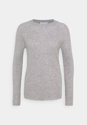 Jersey de punto - light grey