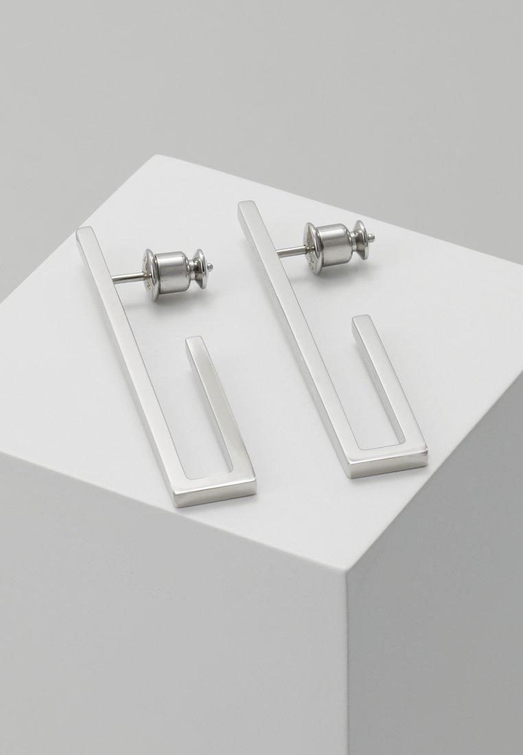 Skagen - ELIN - Earrings - silver-coloured