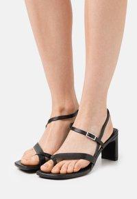 Vagabond - LUISA - Sandals - black - 0