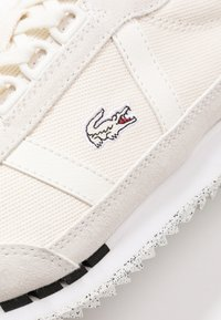 Lacoste - PARTNER RETRO  - Baskets basses - offwhite/natural - 2