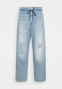 LINTELL HIGH DAD  - Relaxed fit jeans - vintage marine blue restored