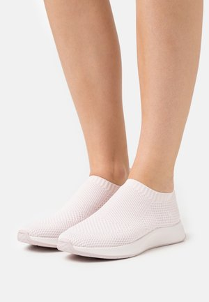Trainers - soft rose