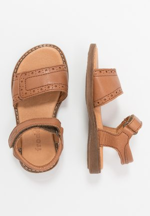 LORE CLASSIC MEDIUM FIT - Sandalen - brown