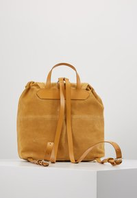 Even&Odd - LEATHER - Reppu - mustard - 2