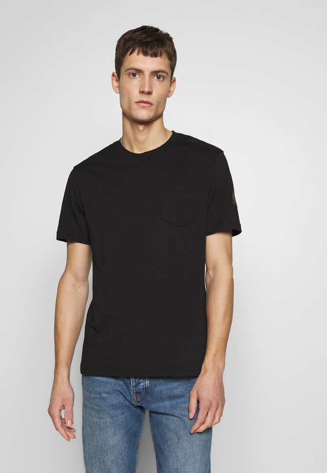 THOM - T-shirt basique - black