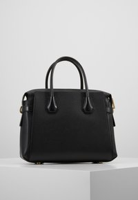 MICHAEL Michael Kors - MERCER BELTED SATCHEL - Handbag - black - 2